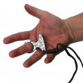 EDC брелок-стеклобой для самообороны со шнуром